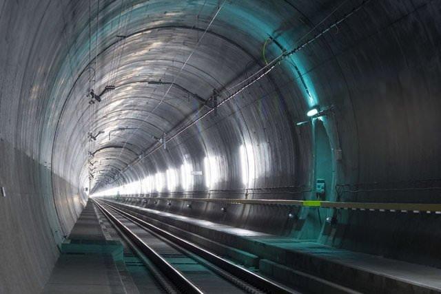 En uzun tünel yarın açılıyor