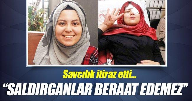 ''Saldırganlar beraat edemez''