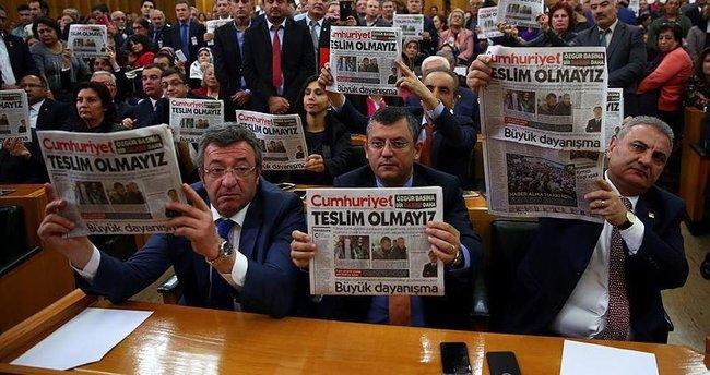 Kılıçdaroğlu ifadeye çağrıldı