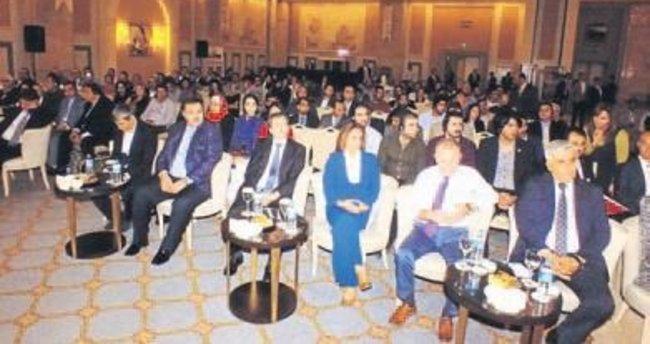 MENA Zirvesi Antalya'da başladı