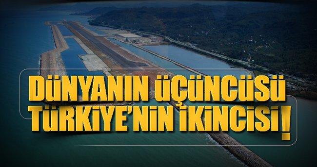 Dünyanın üçüncüsü Türkiye'nin ikincisi olacak