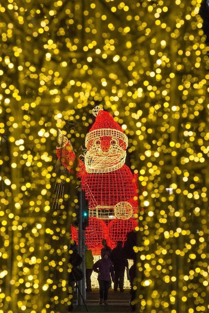 Berlin'de Noel hazırlıkları