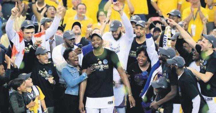 NBA'de 'Golden' dönem