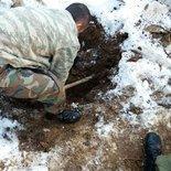 Toprak altından PKK silahları çıktı!