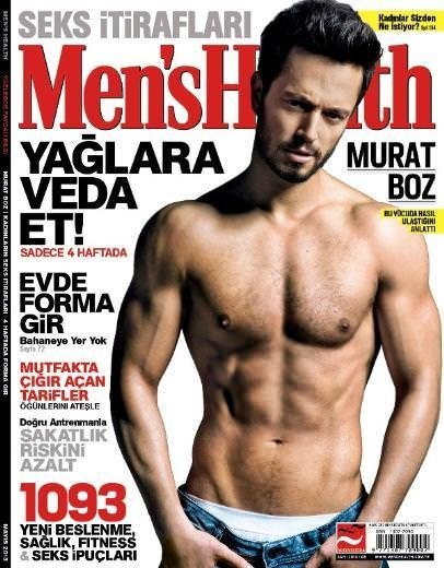 Murat Boz süper vücut yaptı