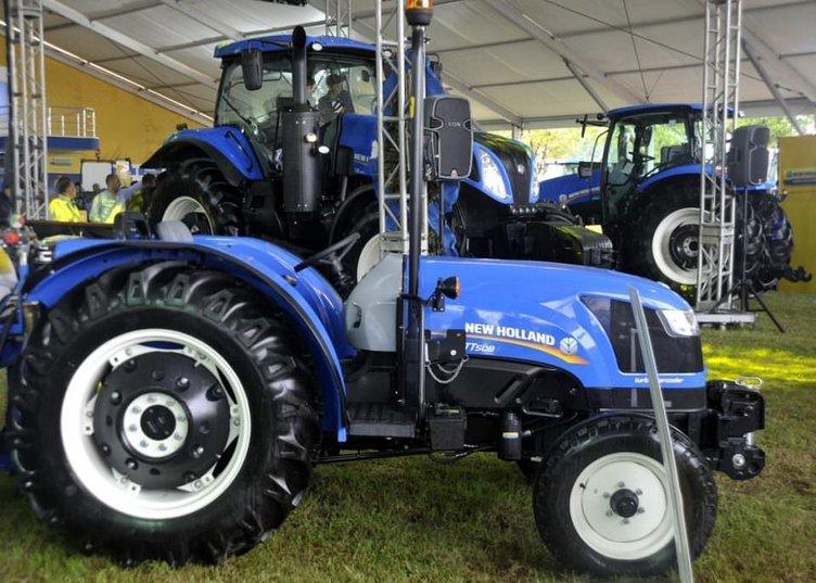 Bu traktör 1 milyon lira