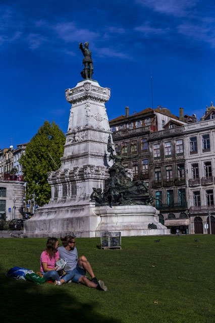 Portekiz'in güzel şehri Braga