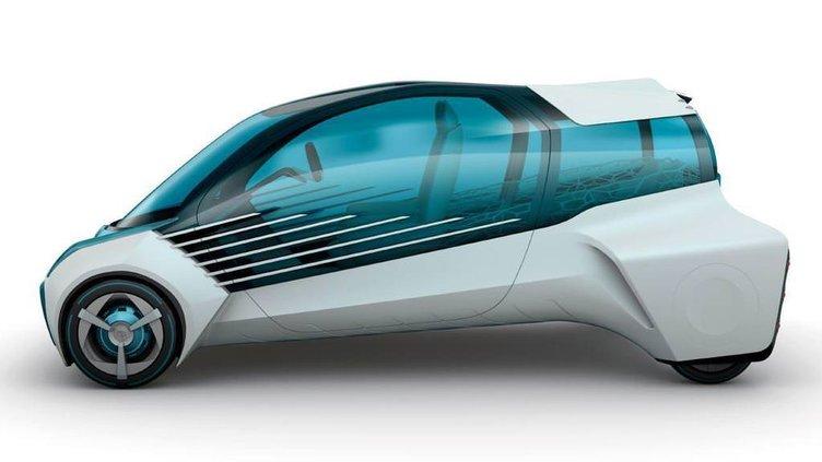 Tokyo Motor Show'a damgasını vuracak otomobiller