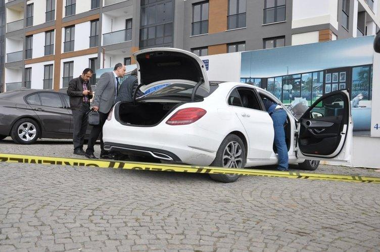 Borç bunalımına giren iş adamı otomobilde intihar etti