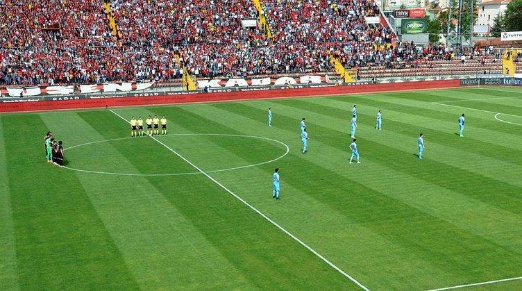 Trabzonspor'dan maç öncesi ilginç protesto