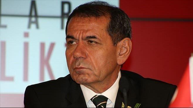 Derbi öncesi Dursun Özbek'i kızdıran Lens sorusu!