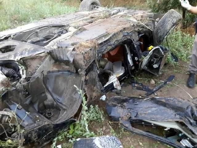 İzmir Foça'da korkunç kaza
