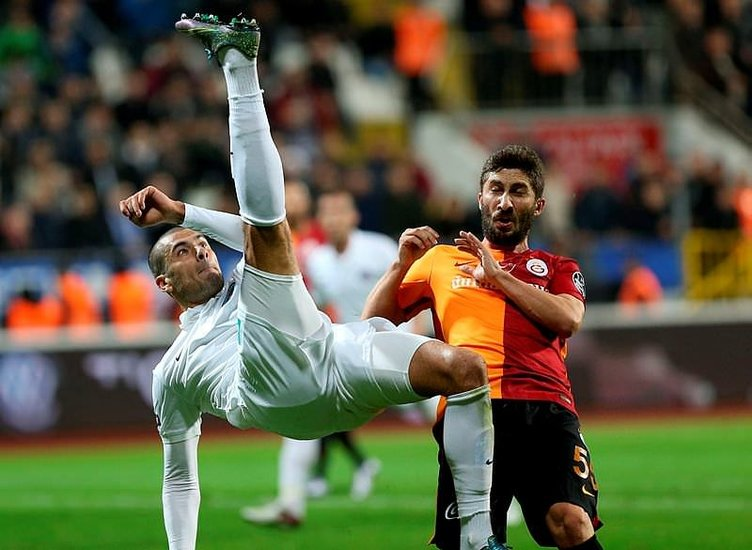 Galatasaray'ın forveti de Kasımpaşa'dan