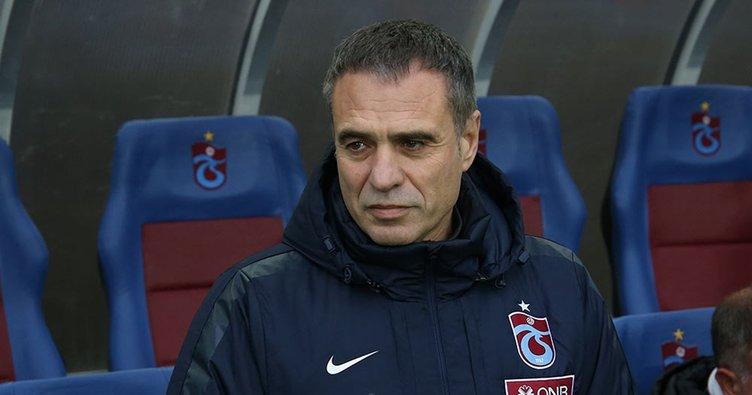 Enerjimizi hedefe oynayacak Trabzonspor için harcıyoruz