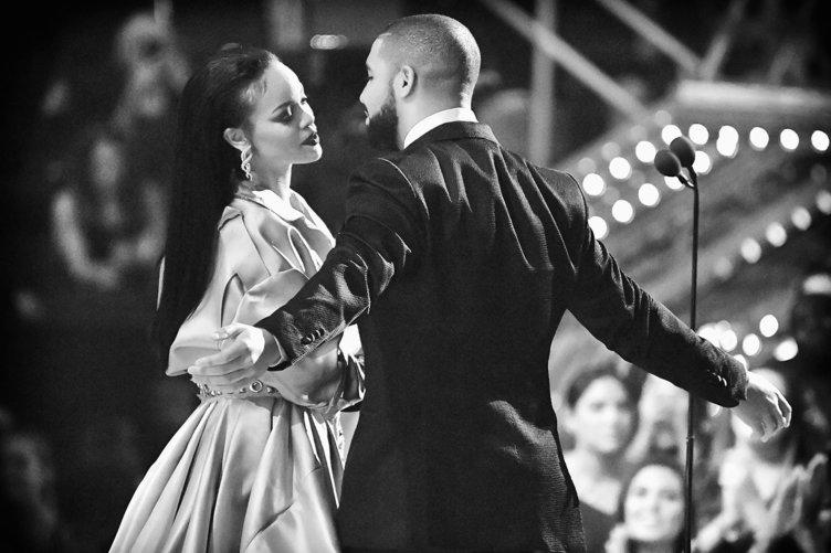 Rihanna, Drake ile aşkını bir üst seviyeye taşıdı!
