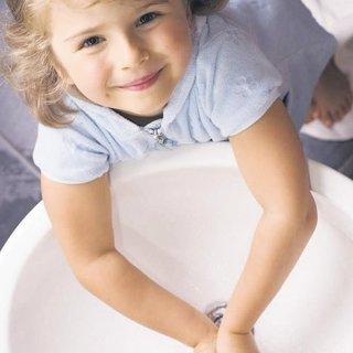 Çocuklara sabunla el yıkama alışkanlığı kazandırılmalı!