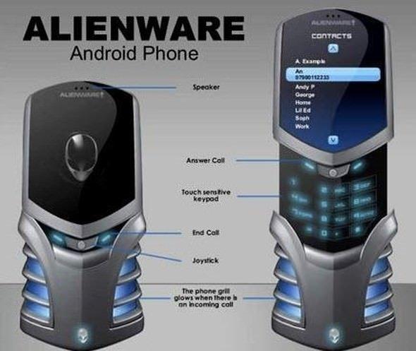 Müthiş cep telefonu tasarımları