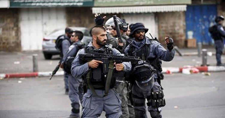İsrail askerleri Filistinlilerin üzerine ateş açtı
