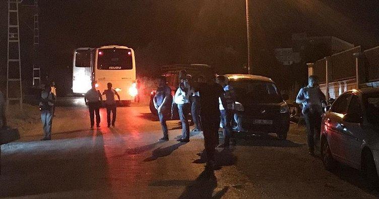 Hatay'da polise silahlı saldırı: 2 şehit!