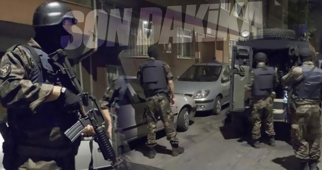 ByLock kullanan 141 FETÖ'cü gözaltına alındı