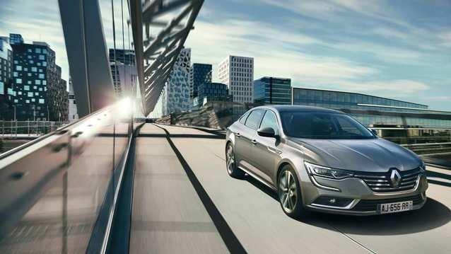Renault Talisman'ın fiyatı belli oldu