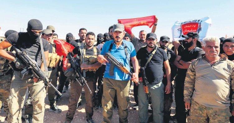 20 bin ÖSO savaşçısı Afrin için hazırlanıyor