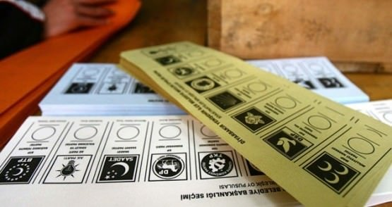 Adım adım oy kullanım süreci