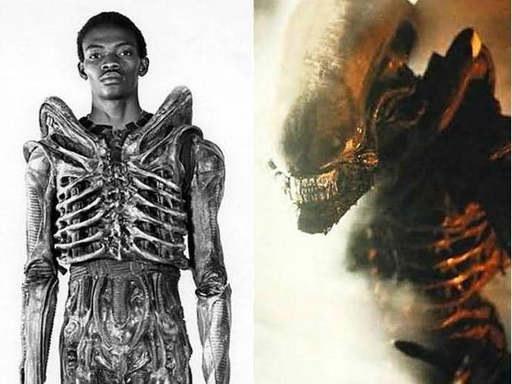 Hollywood filmlerinde ünlü karakterlerin gerçek yüzleri