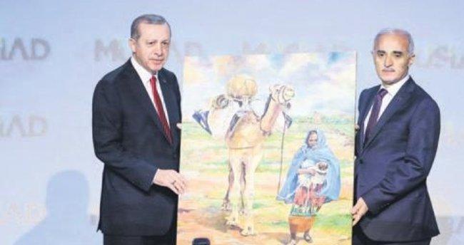 Olpak: Türkiye bir mesuliyetin adıdır