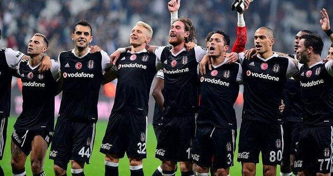 Beşiktaş'ın milli arada hazırlık maçı