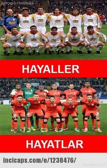 Galatasaray - Gaziantepspor maçının ardından patlayan capsler