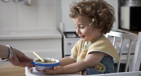 Çocuklarda yemek alışkanlığı