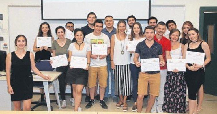 Ekonomi Üniversitesi SAP eğitimi verdi