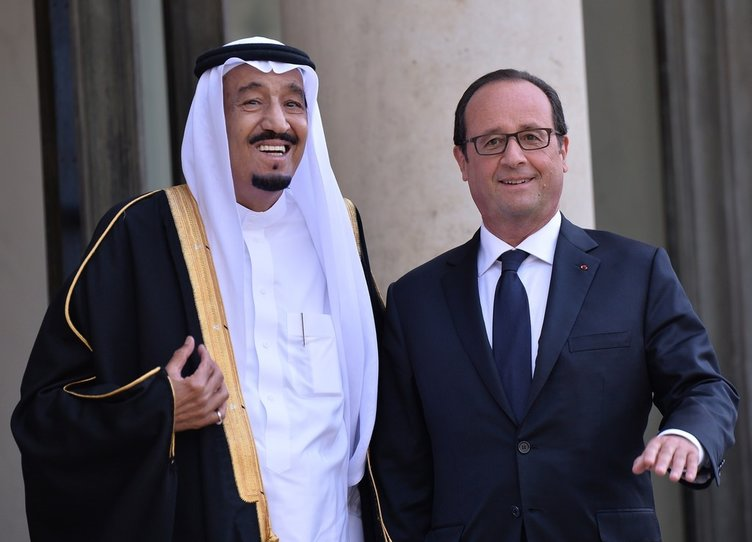 Suudi Kral Selman'ın siyasi hayatı