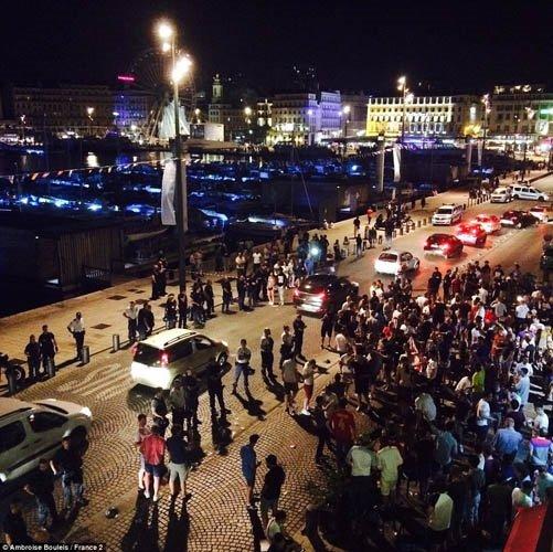 Milli Takımın olduğu şehirde büyük olaylar çıktı!