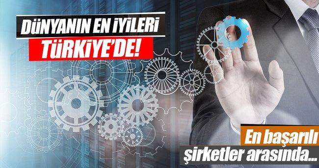Dünyanın en iyi faktoringcileri Türkler!