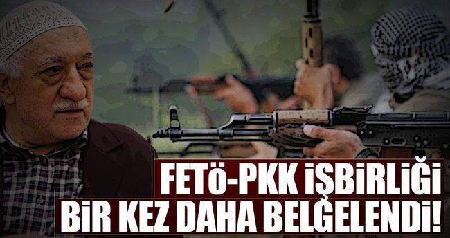 FETÖ-PKK işbirliği bir kez daha belgelendi