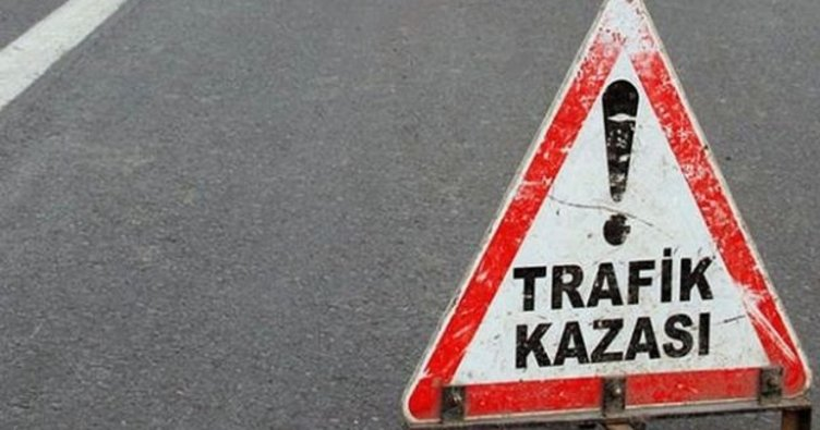 Başkentte zincirleme trafik kazası: 2 yaralı