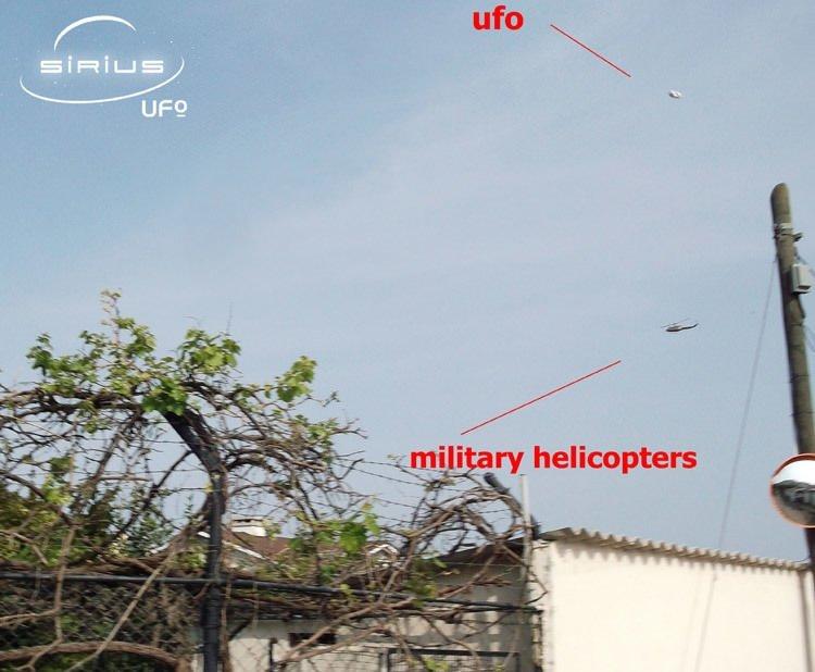 Savaş jetinin UFO'larla it dalaşı