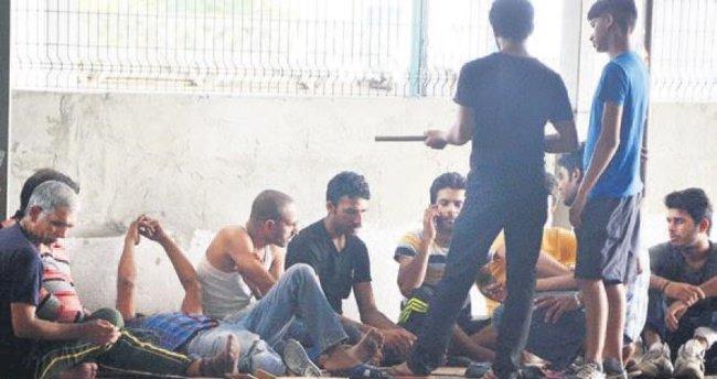 173 kaçak yakalandı