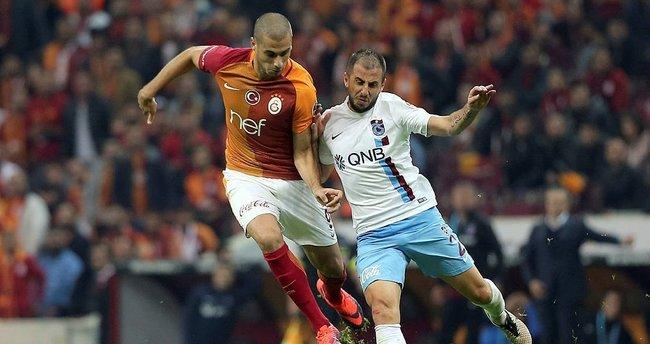 Trabzonspor, Galatasaray'ı konuk ediyor