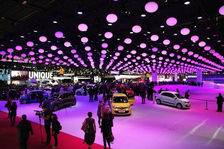 Uluslararası Paris Otomobil Fuarı