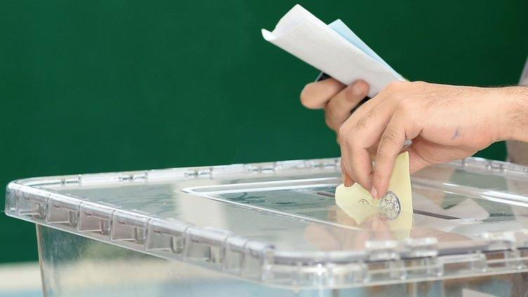 YSK'nın seçim takvimi 1 Kasım
