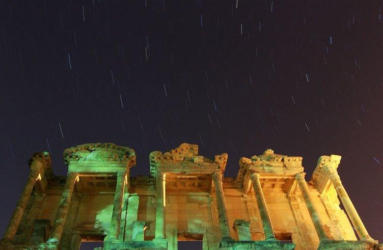 Perseid Göktaşı Yağmuru