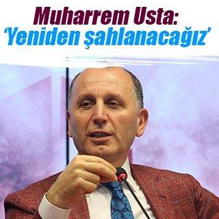 """Usta: """"Trabzonspor'un yeniden şahlandığını görmek istiyoruz"""""""