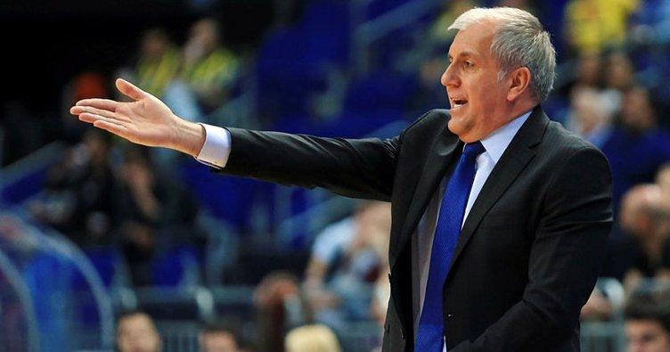 Zeljko Obradovic: Sert maçlar oynayacağız