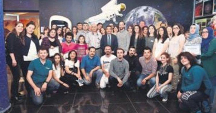 Mamak'ta ilklerin eğitimi 'STEM'