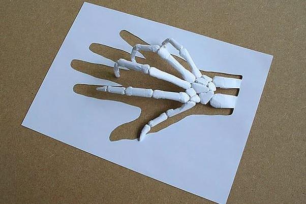 Kağıt sanatının en iyi 75 örneği