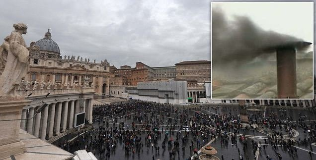 Dünyadan günün fotoğrafları (13 Mart 2013)