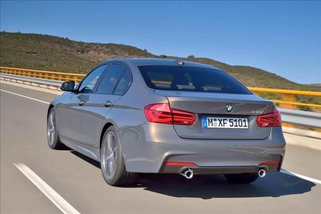 BMW 3 serisi makyajlandı